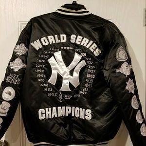 Jackets Coats New York Yankees World Series Jacket Poshmark